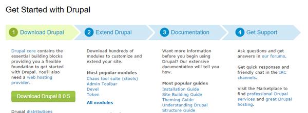 Drupal入门指南
